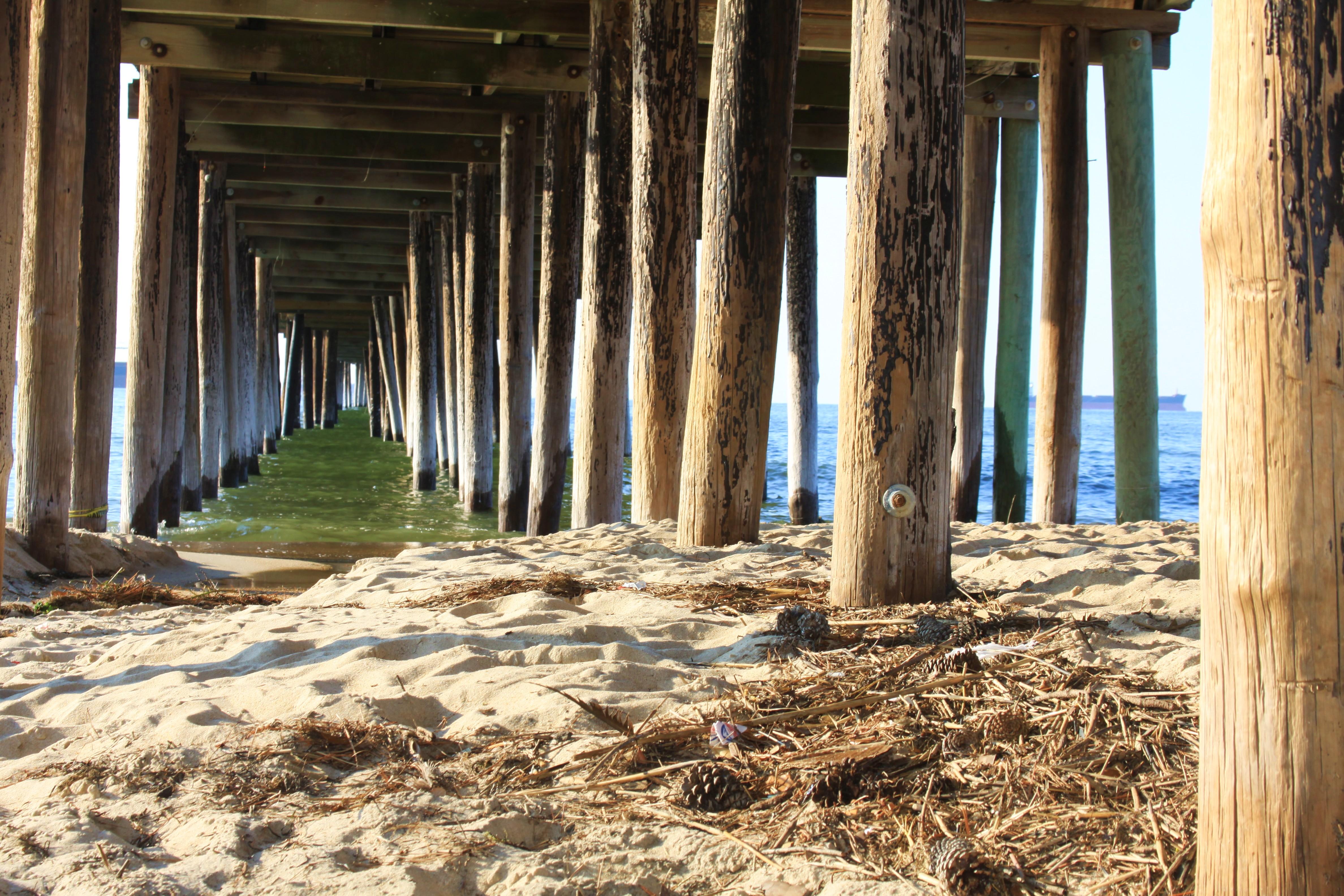 Location location location for Lynnhaven fishing pier