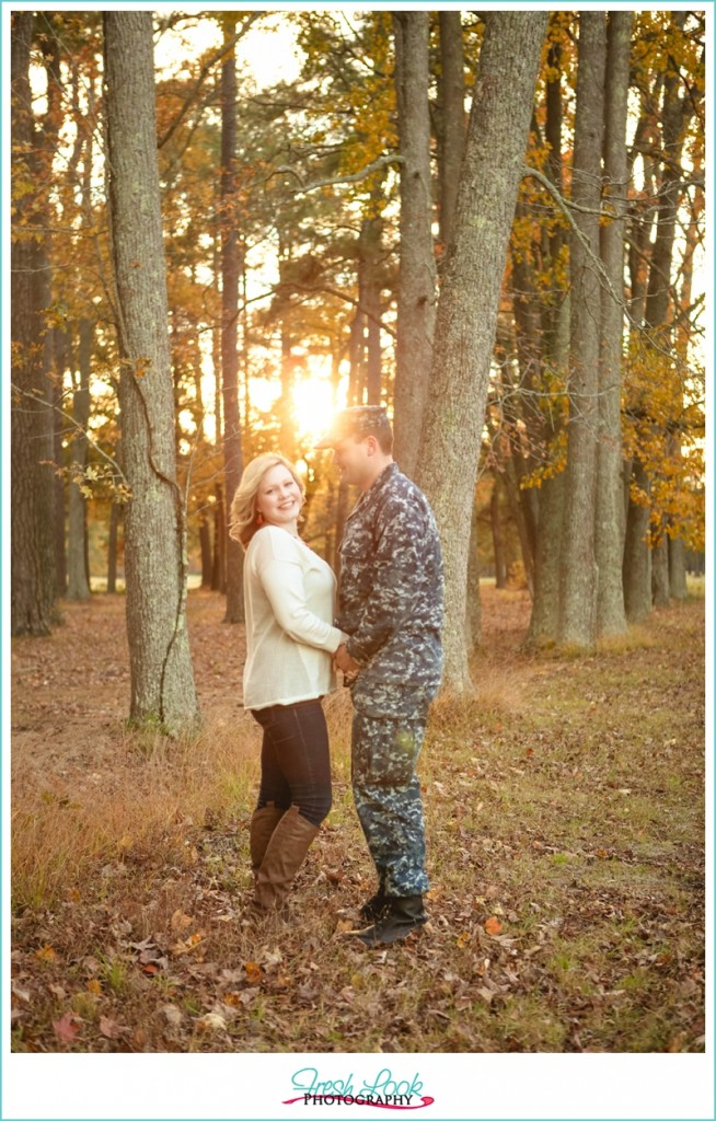fall country photo shoot