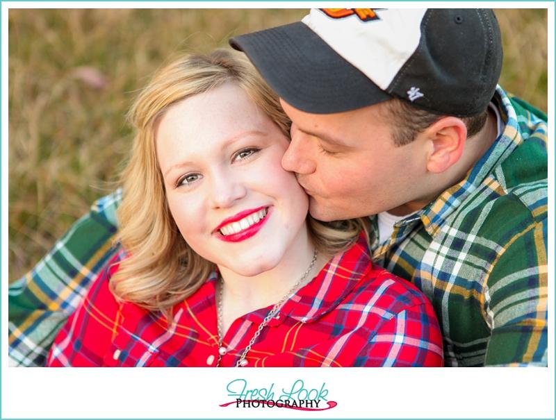 couples engagement shoot