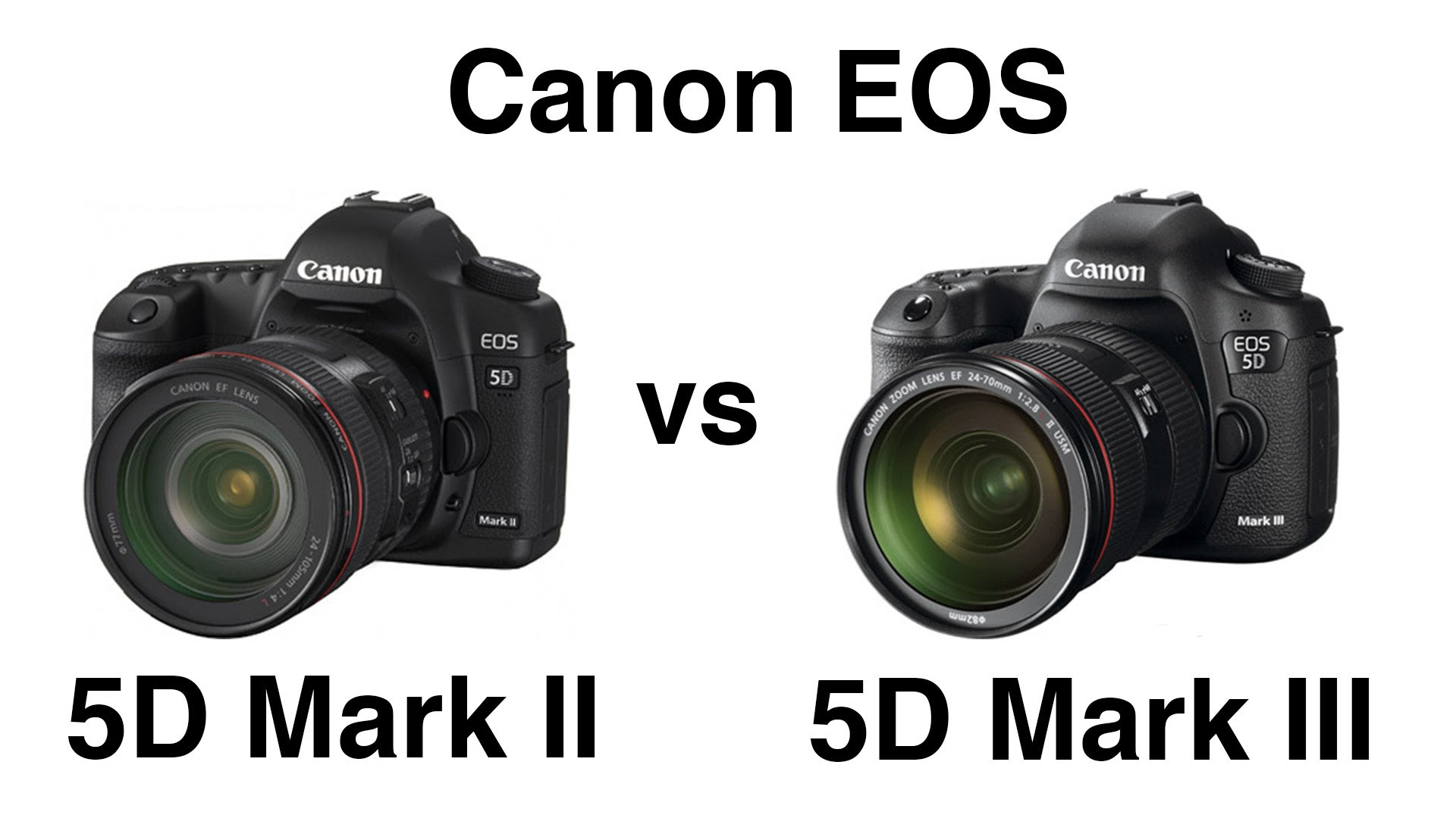 canon 5d mark iii vs 5d mark ii comparison. Black Bedroom Furniture Sets. Home Design Ideas