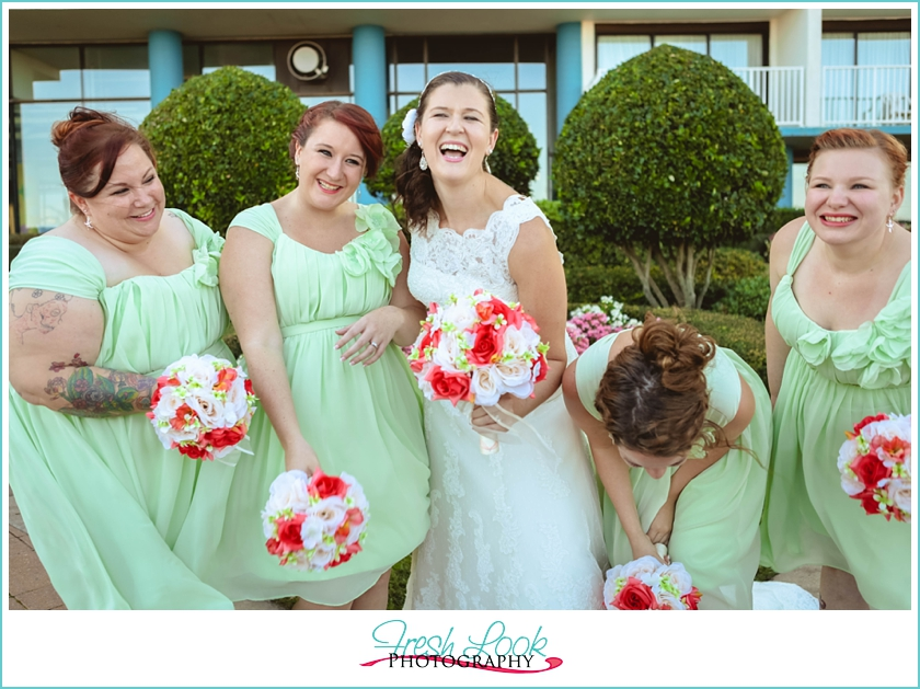 silly bridesmaids