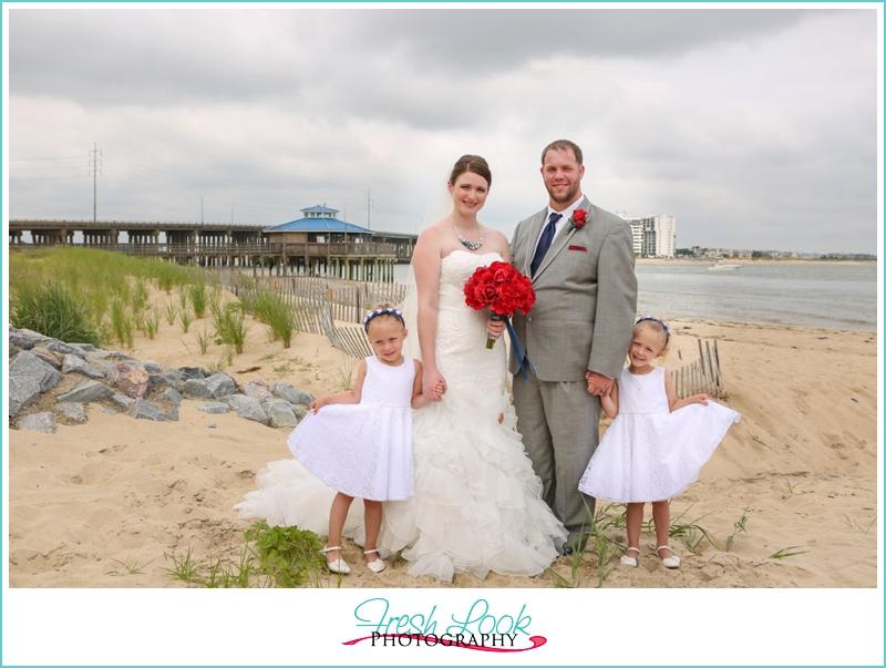 wedding family