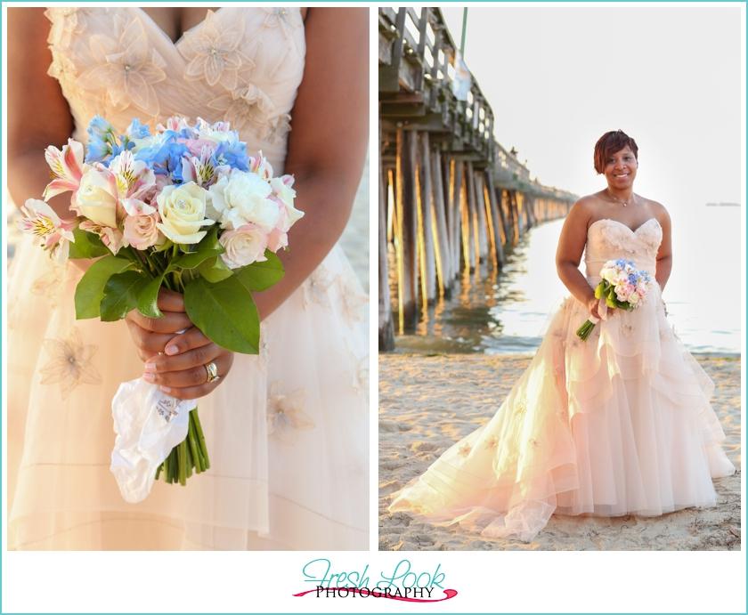 Virginia Beach Vow Renewal | Erica+Ron - JudithsFreshLook.com