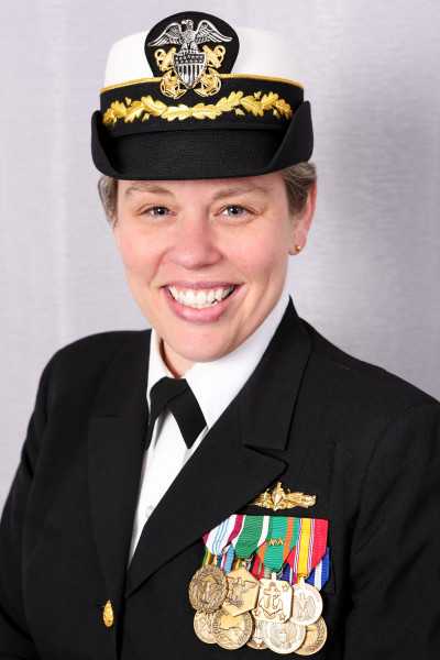 Navy Head Shot