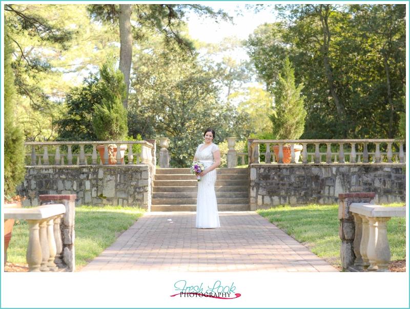 Norfolk Botanical Gardens Wedding | Norfolk Botanical Gardens Wedding Natalie Camille