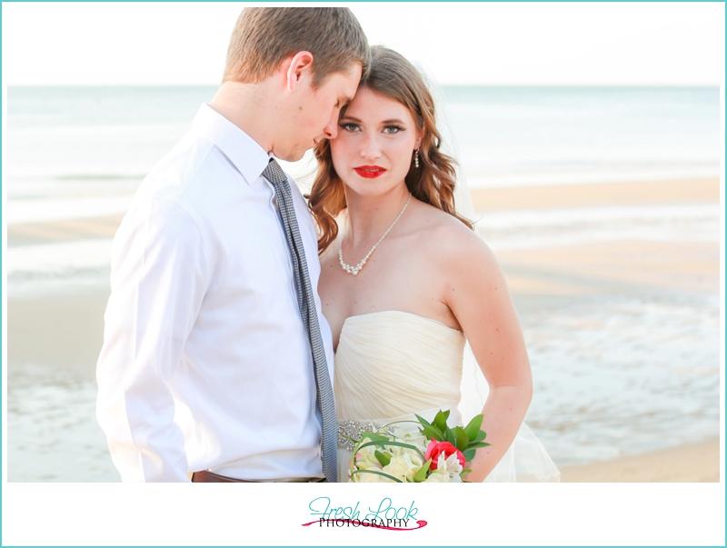 intense bride