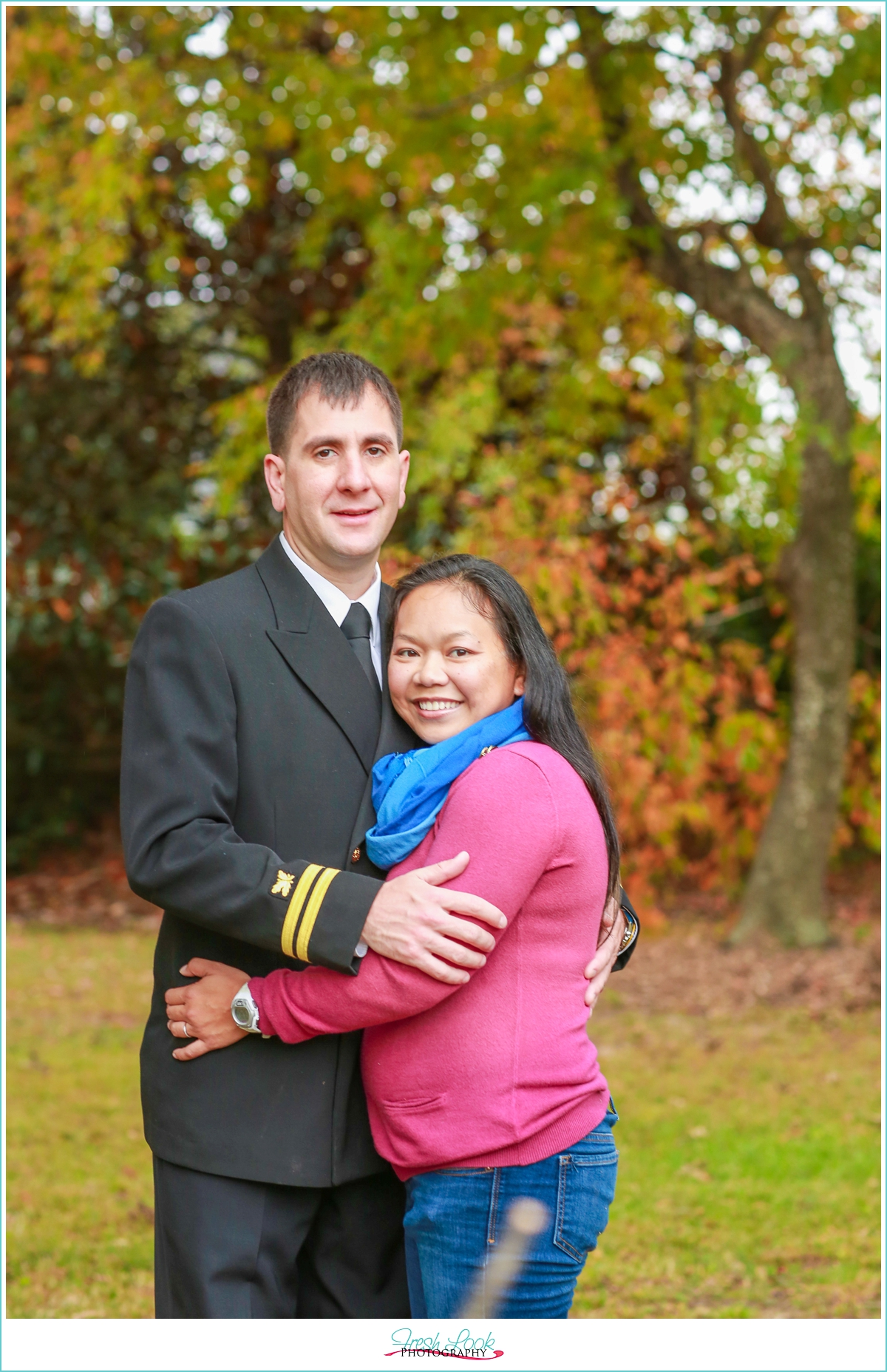 married to the navy