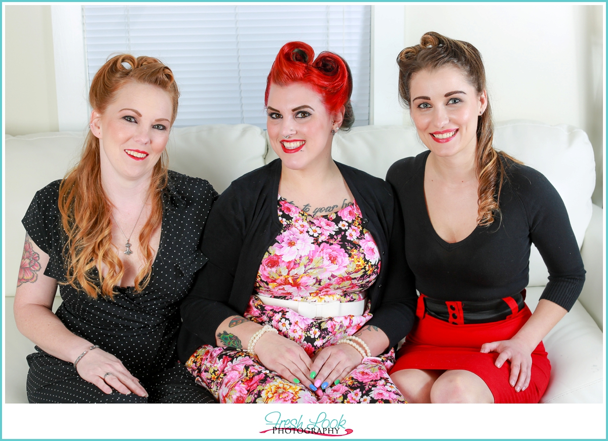pin up photography workshop