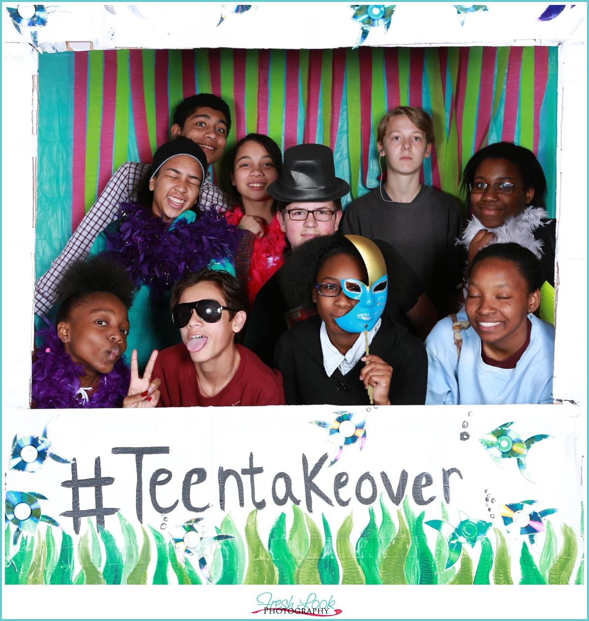 #TeenTakeover