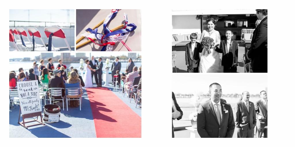 Spirit of Norfolk wedding celebration