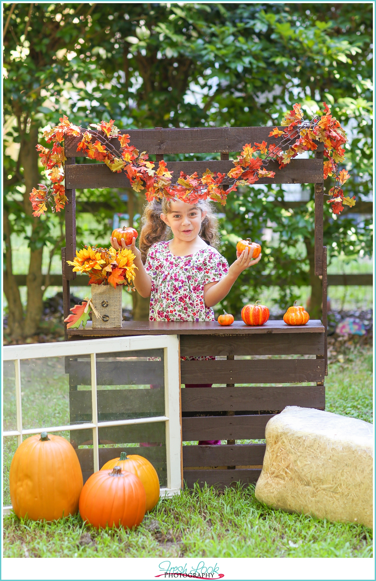 fall photos for kids
