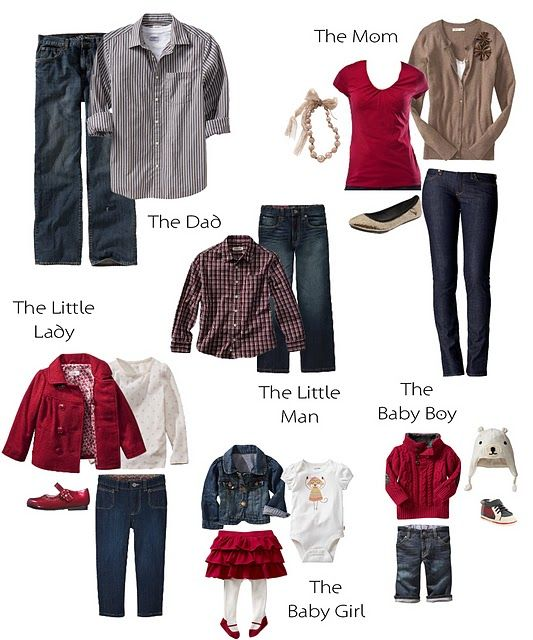 fall family clothing ideas