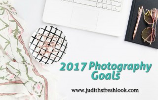 2017 Photography Goals