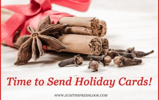 send holiday cards