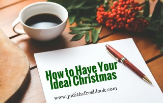 How to have your ideal Christmas