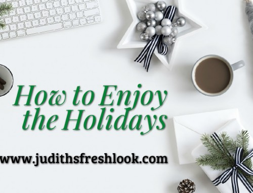 How to Enjoy the Holidays in 5 Easy Steps