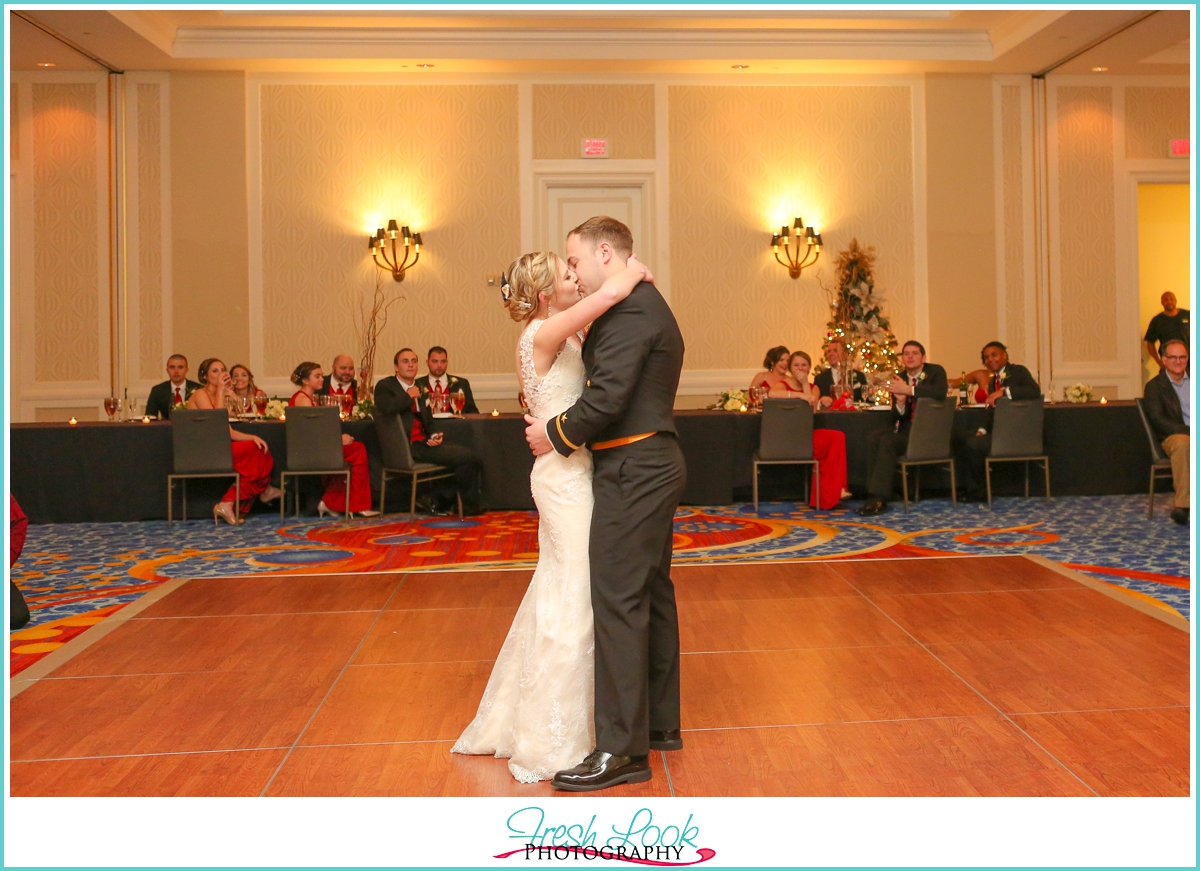 Portsmouth Renaissance hotel wedding