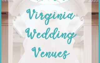 favorite Virginia wedding venues
