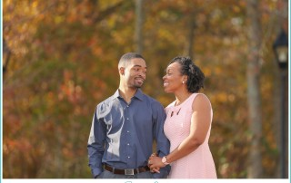 Regent University engagement session