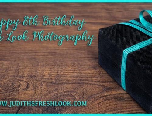 Happy Birthday to Us | Fresh Look Turns 8