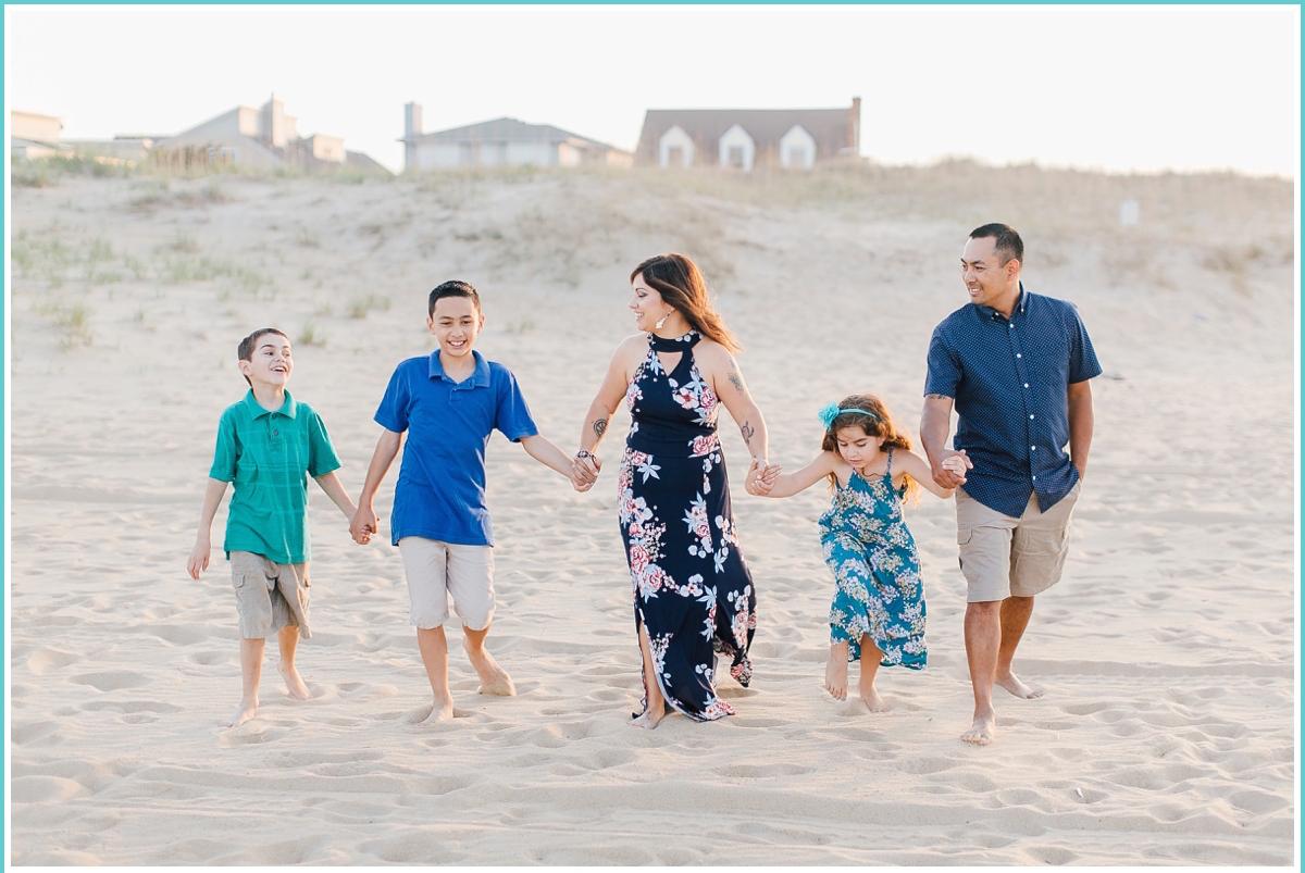 Virginia Beach Family Photos Soule Session