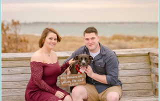 First Landing State Park engagement session