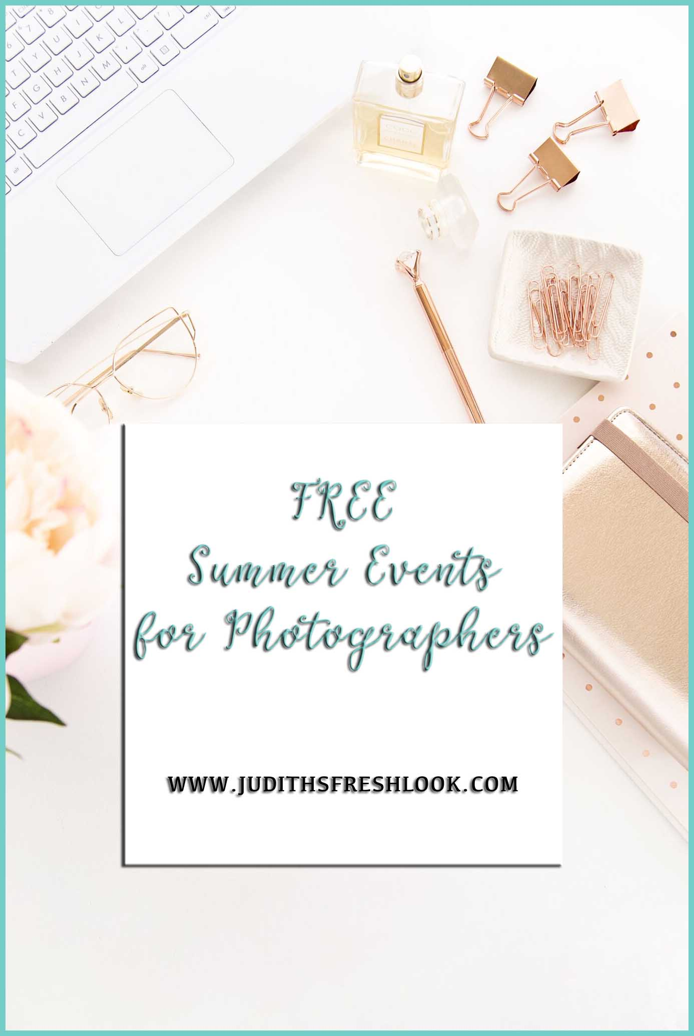 Summer Photography Events in Virginia Beach