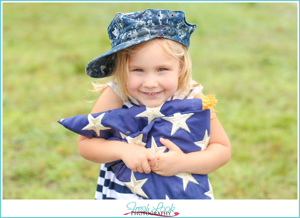 military child photo shoot