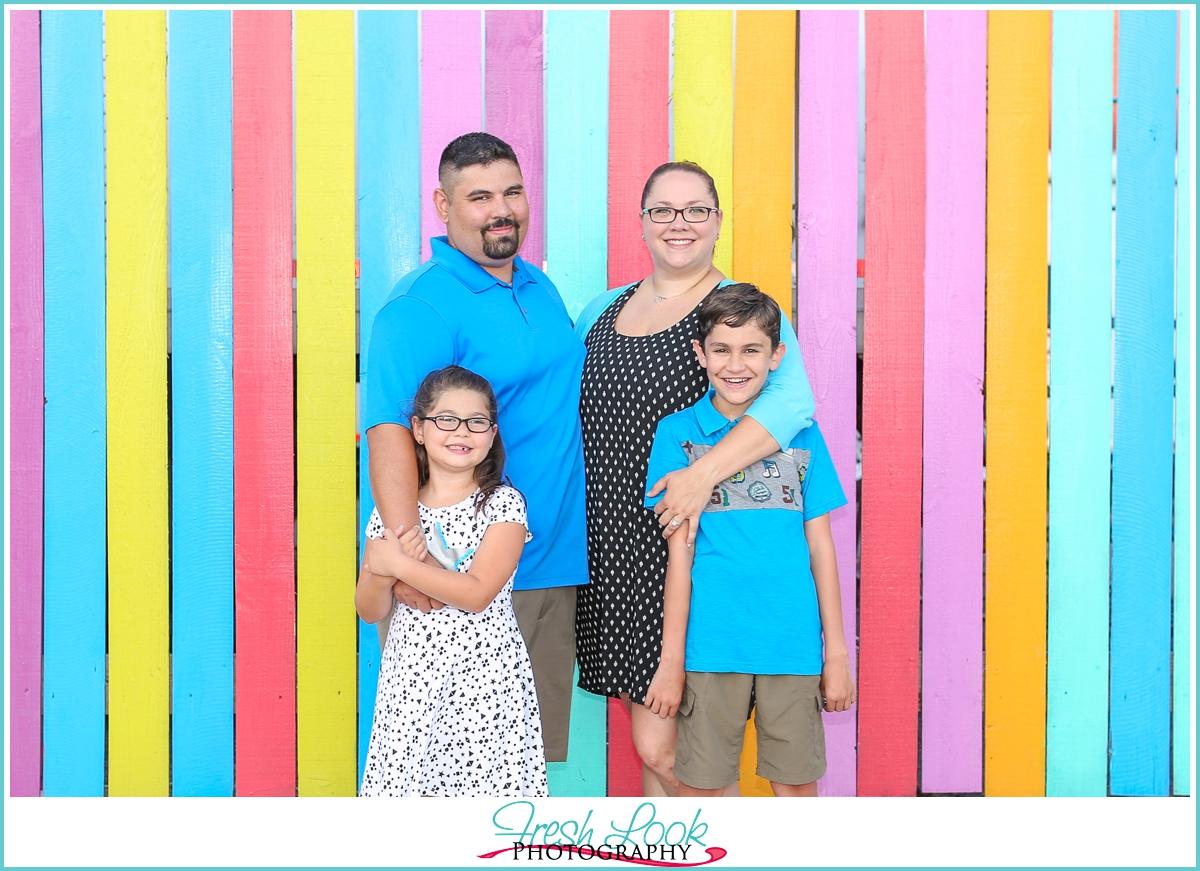 family photos Norfolk Virginia