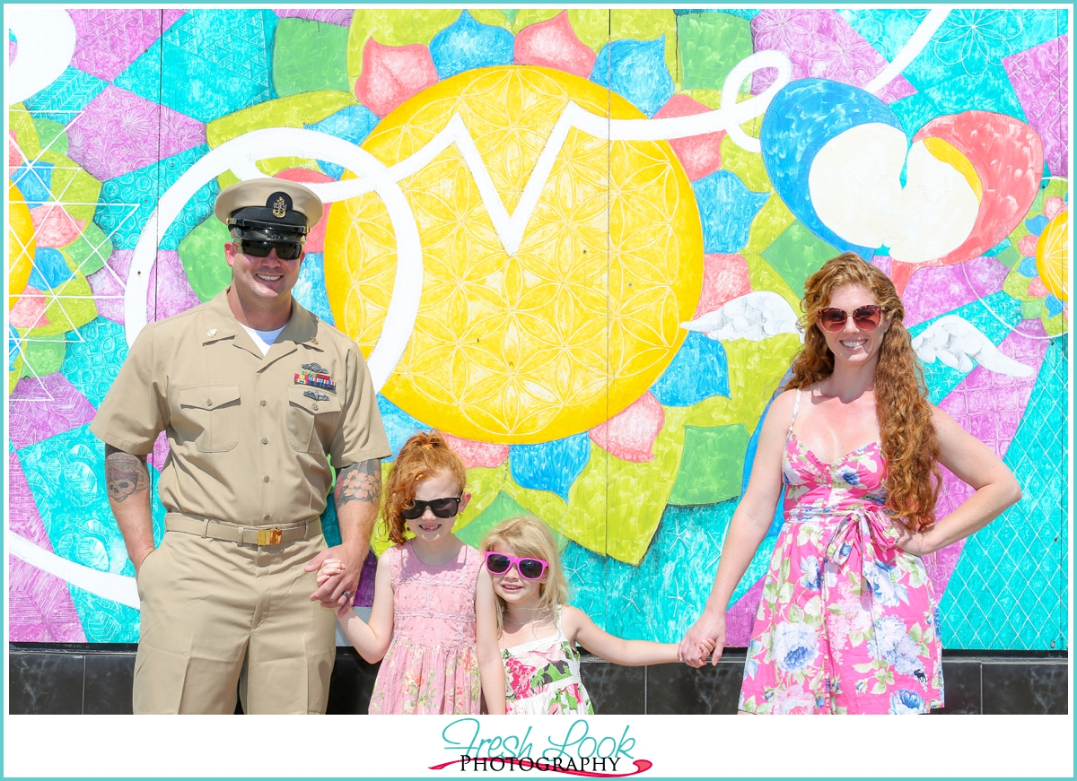 military family love is love