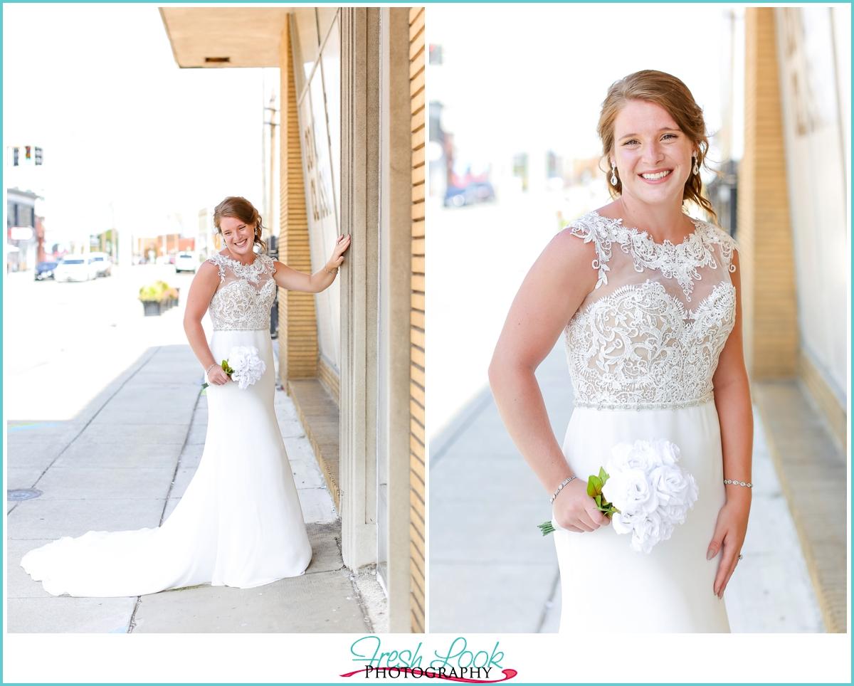 Norfolk bridal session