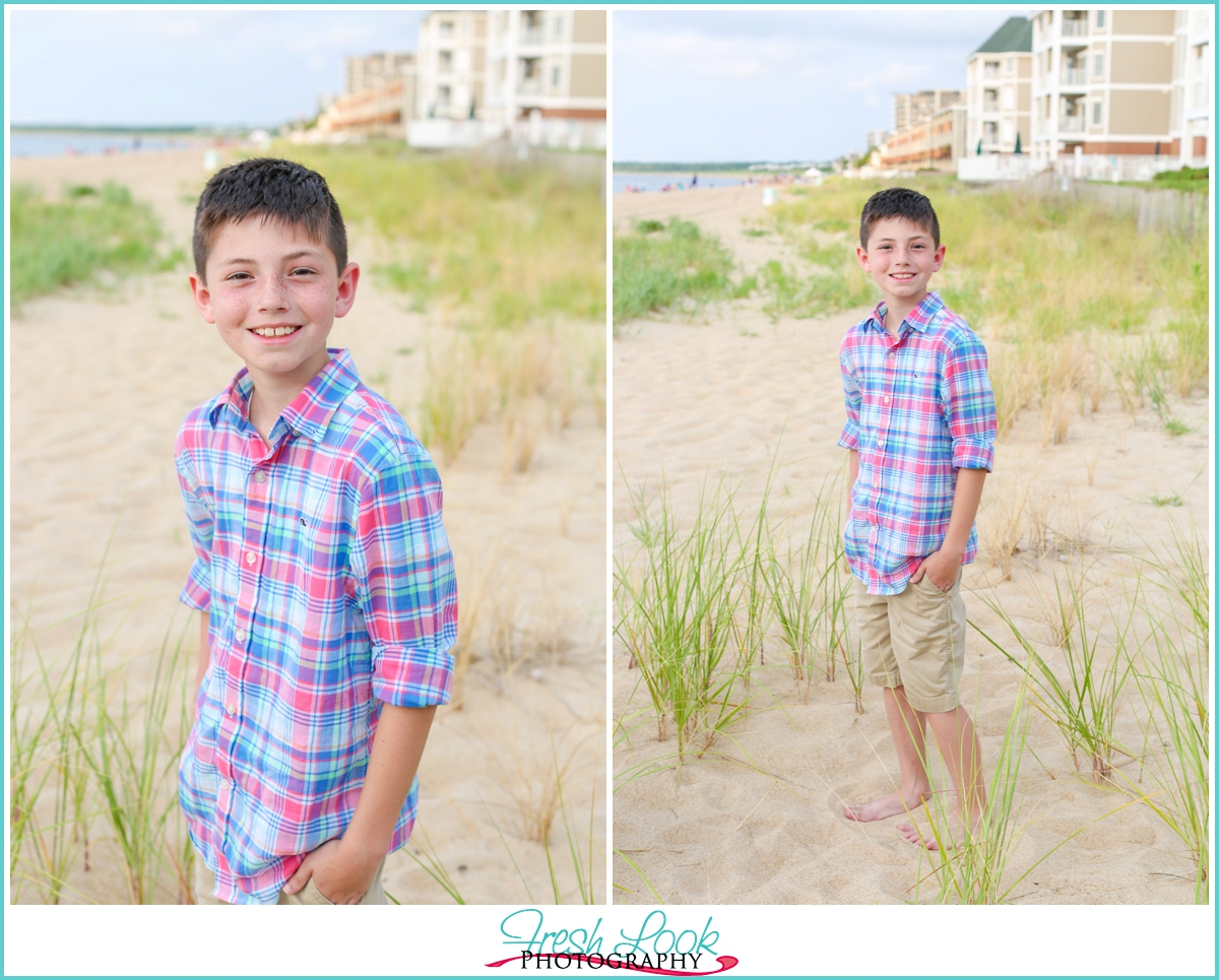 handsome little man photo shoot