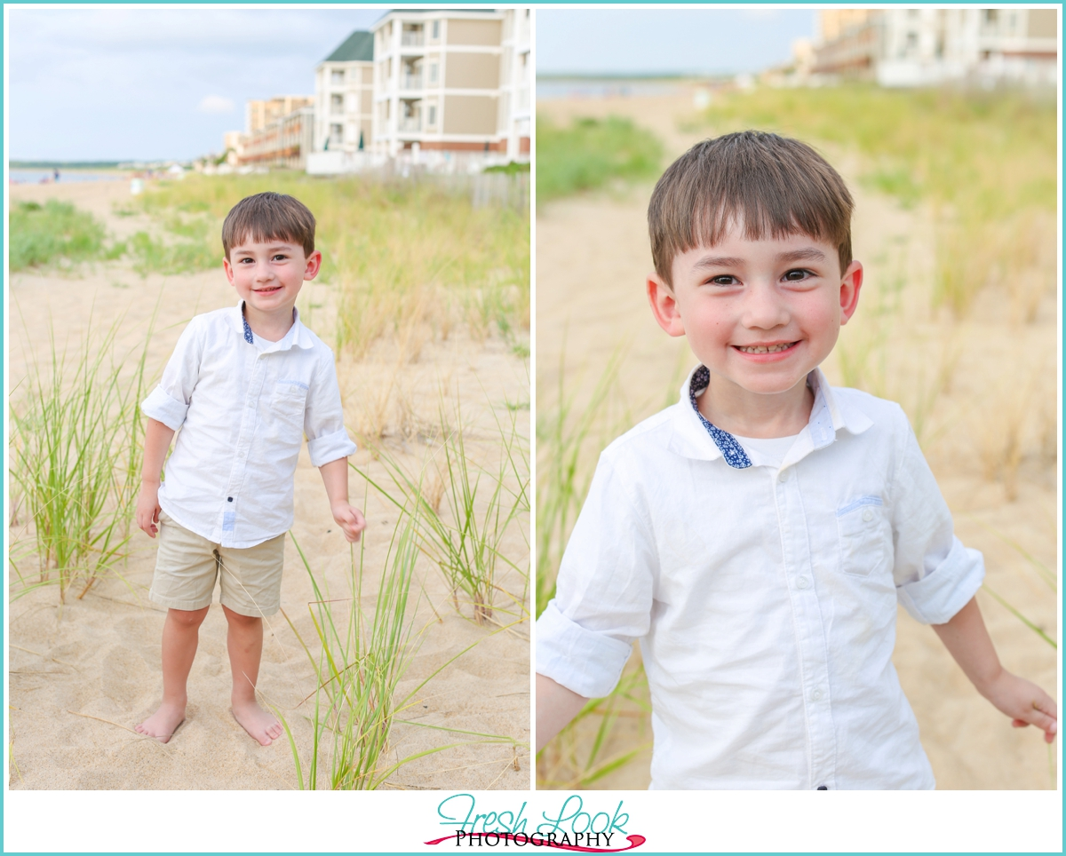 Virginia Beach family photo shoot