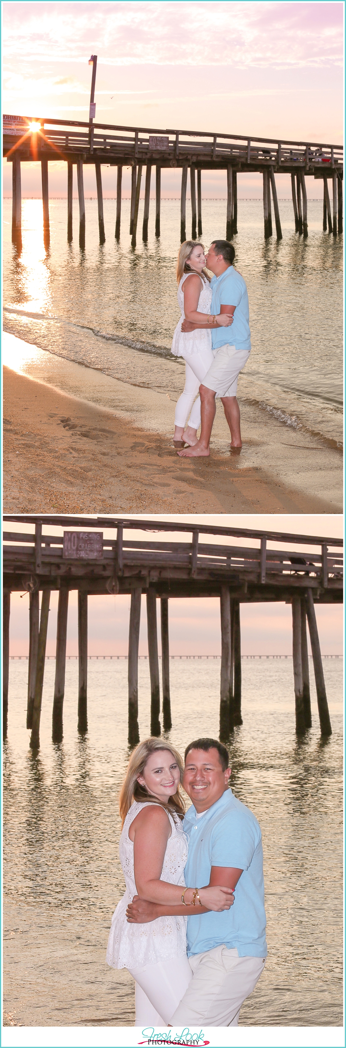 engagement shoot Virginia Beach