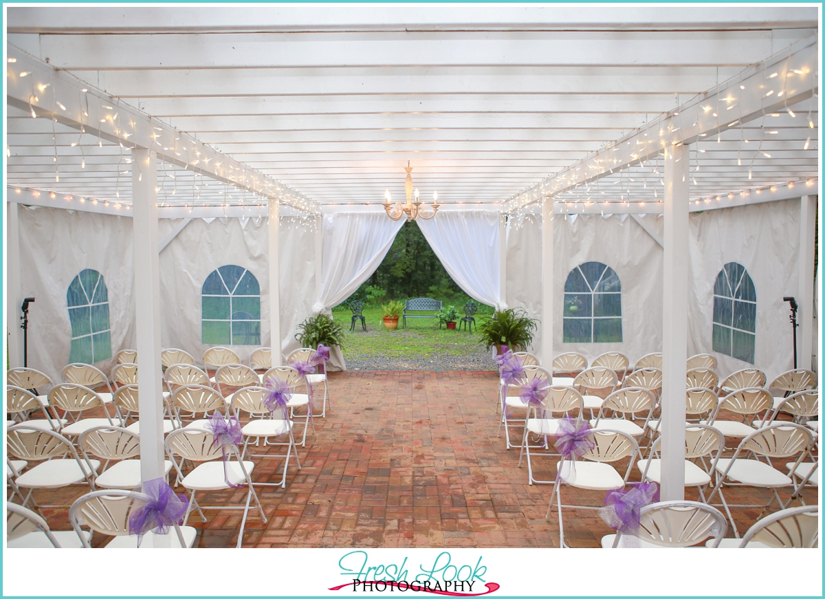 Historic Jasmine Plantation Wedding Ceremony