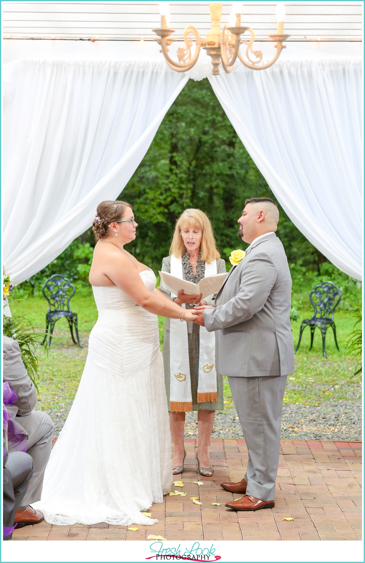 Jasmine Plantation Wedding Ceremony