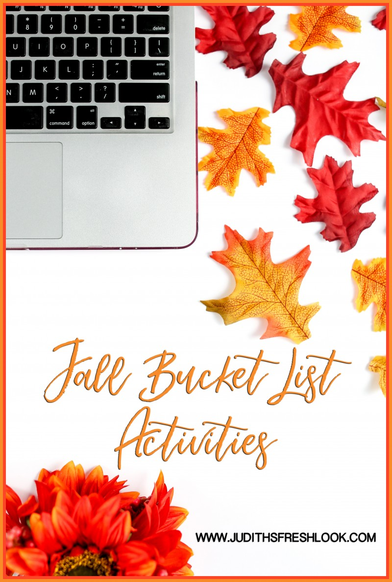 Ultimate Fall Bucket List