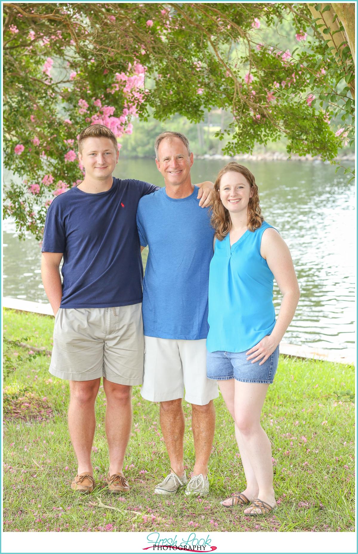 family photography in Chesapeake VA