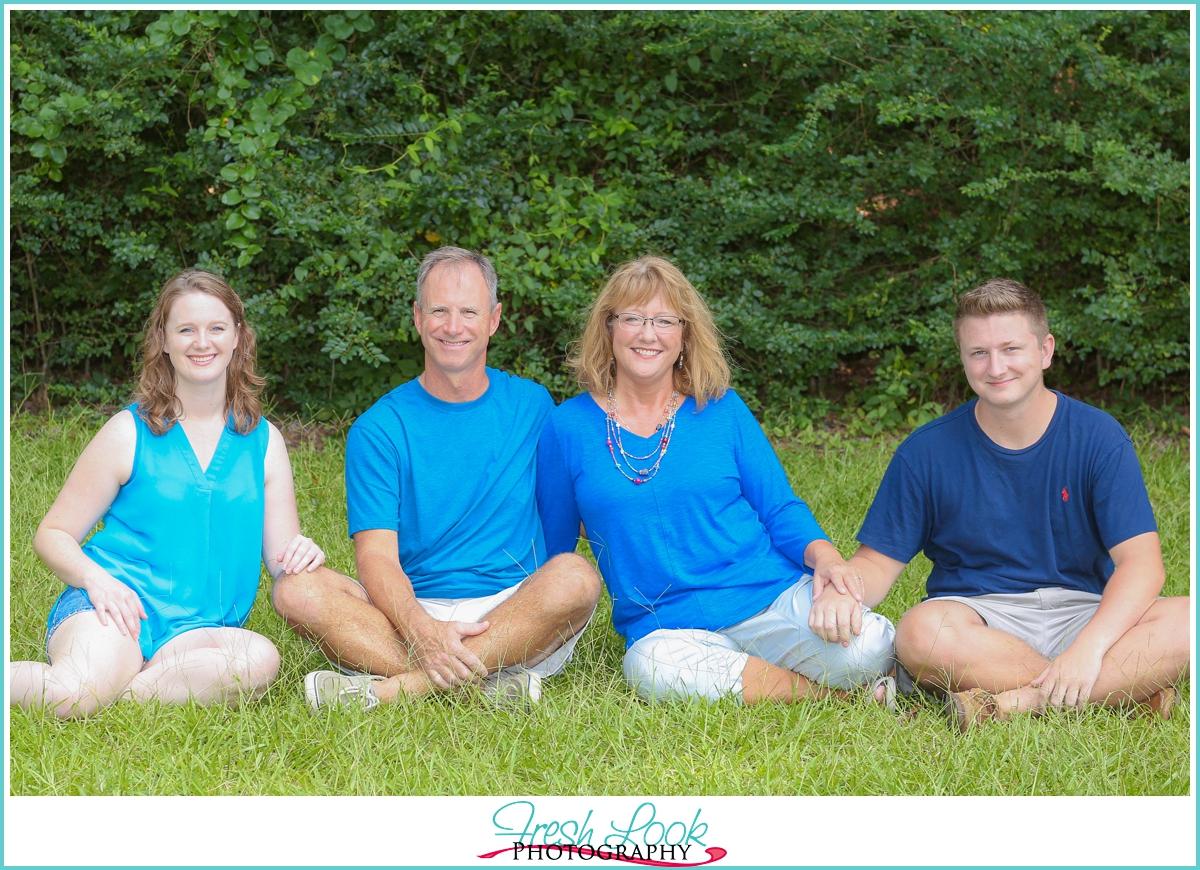 Chesapeake outdoor family photographer