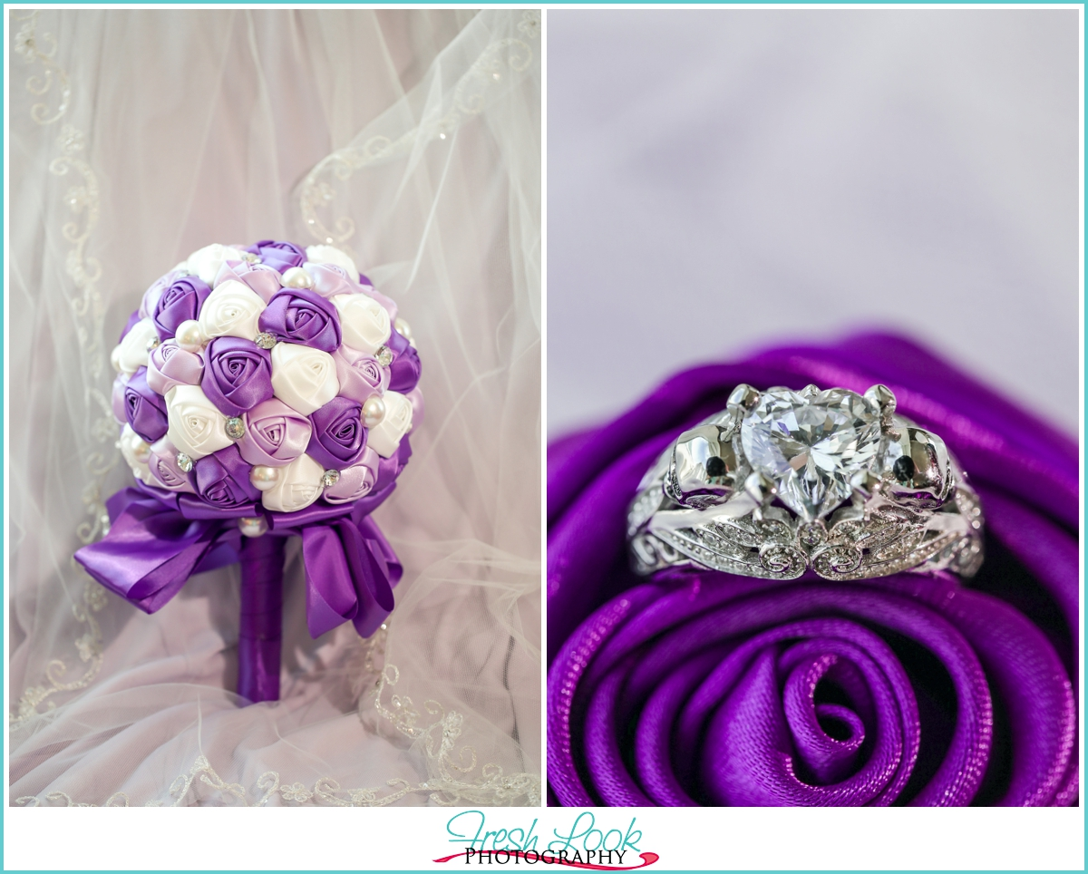 heart engagement ring