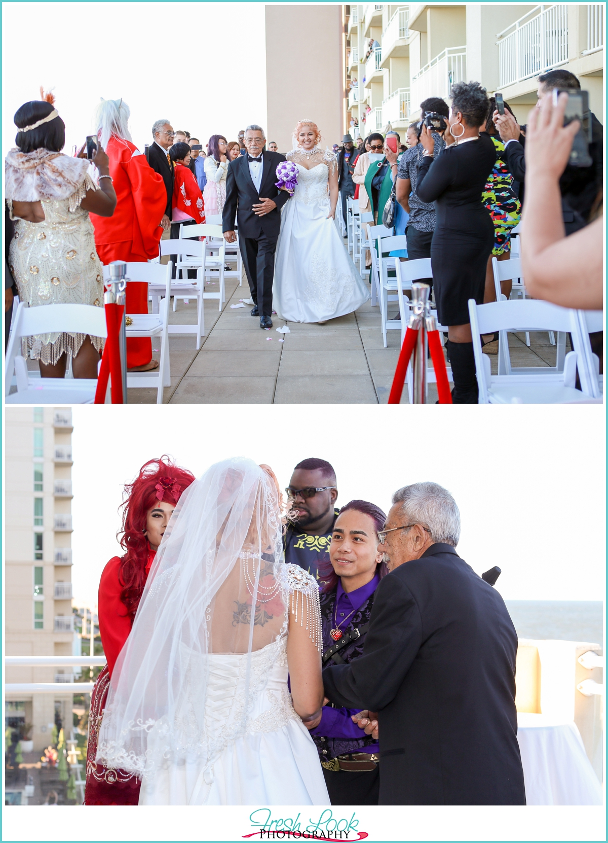 soplay wedding at the oceanfront