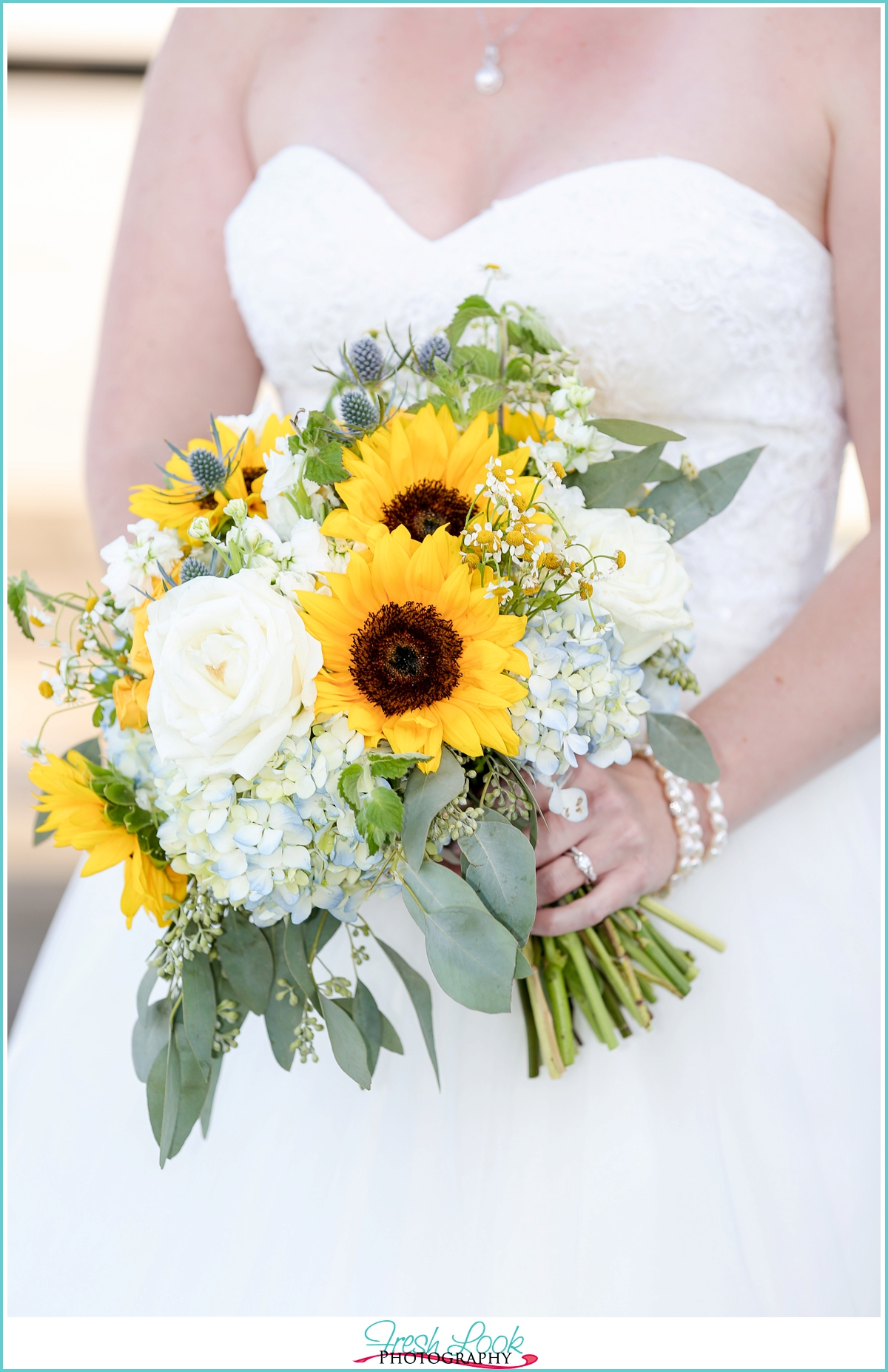 Isha Foss Floral Designs bouquet