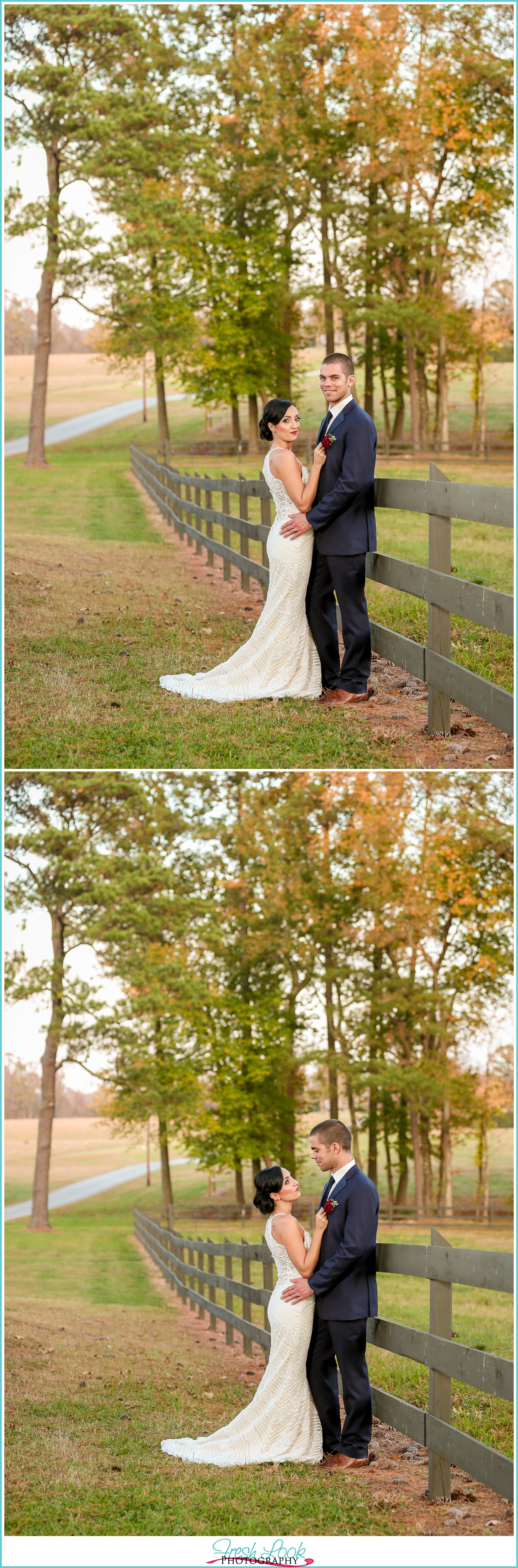 Virginia Farm wedding and reception