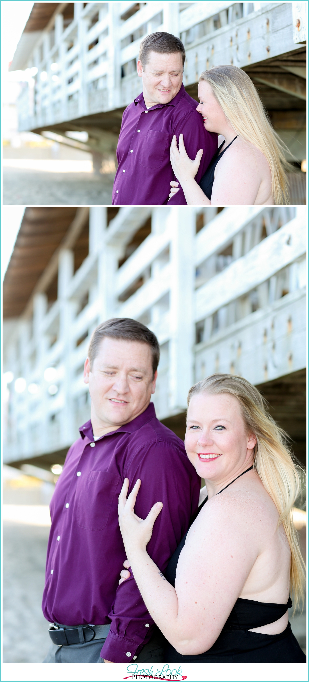 Virginia Beach engagement session photographer