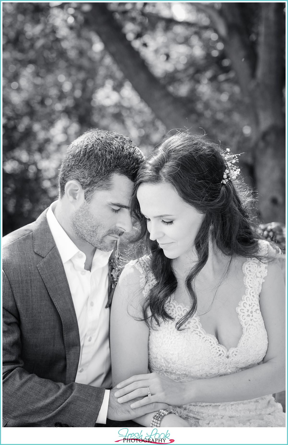 Romantic Virginia Wedding Photographer