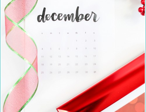 December 2017 Monthly Goals for Entrepreneurs