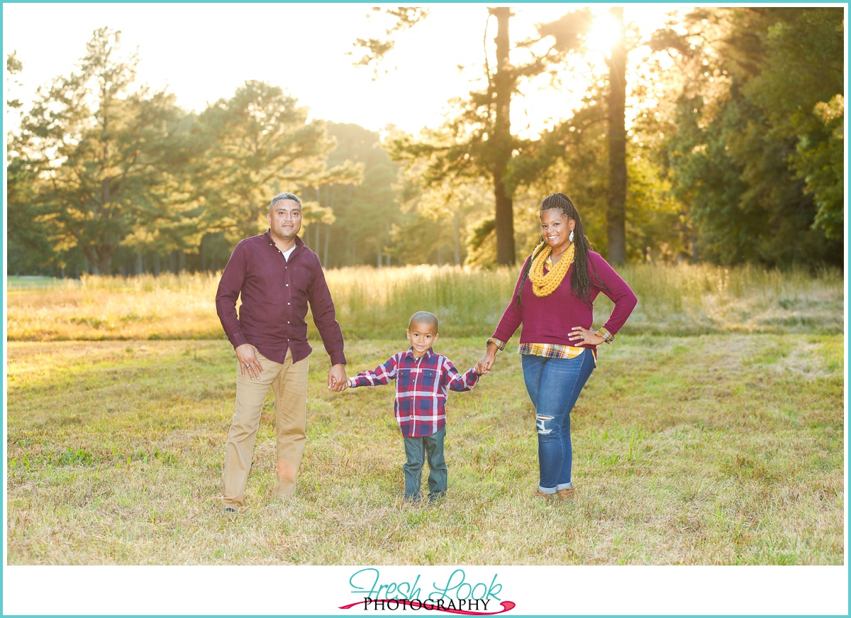 Stumpy Lake family photos