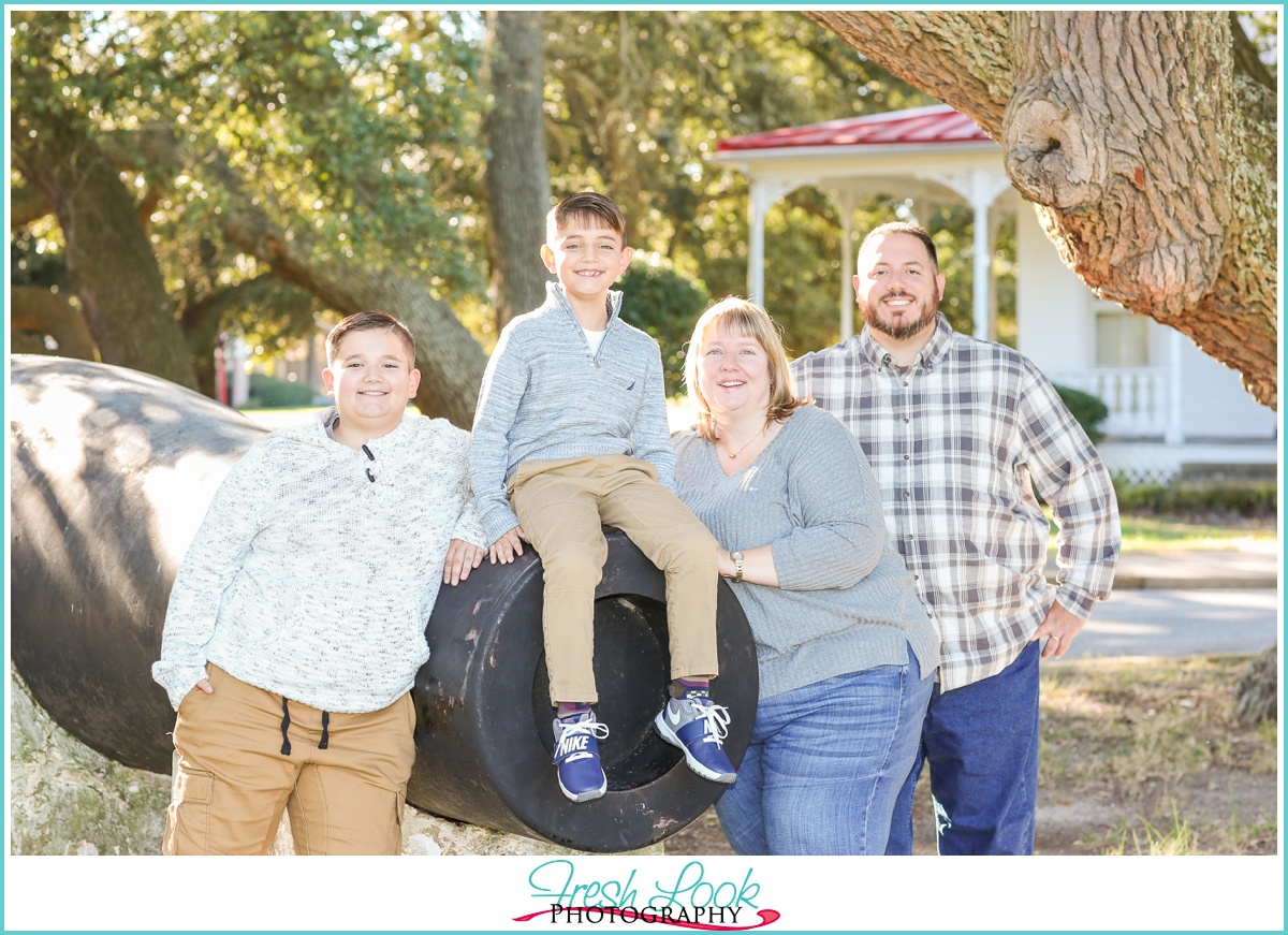 Hampton family photographer