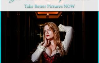 get tack sharp images