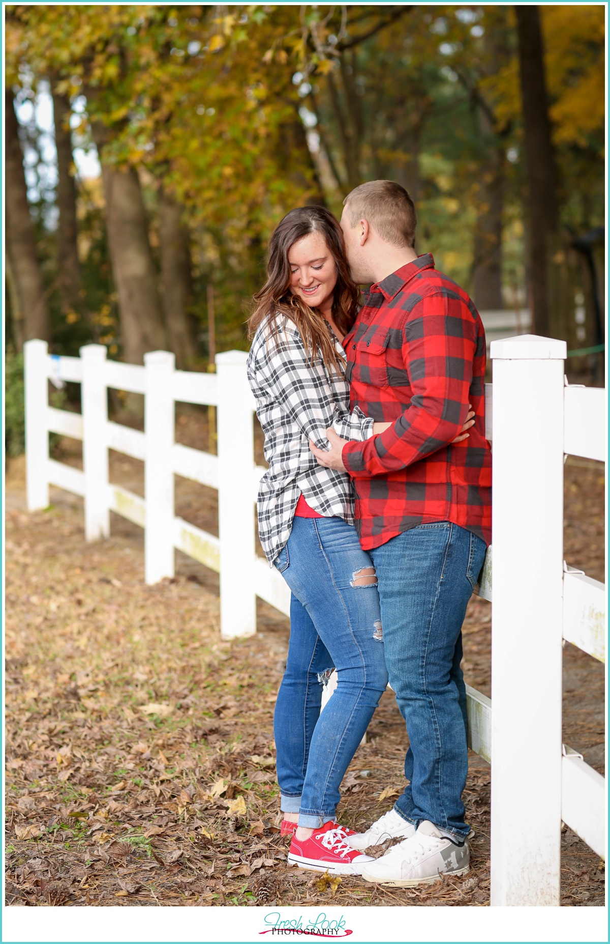 Virginia Beach Farm engagement photos